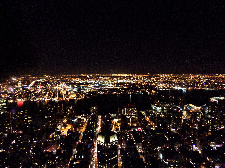 New york vue aérienne