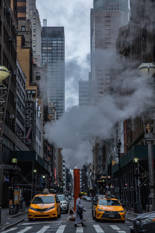 fumée NY