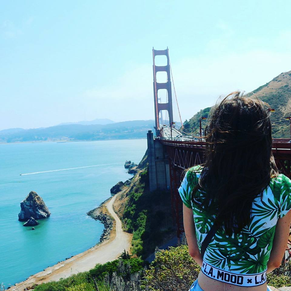 Pont de San Francisco - blog voyage