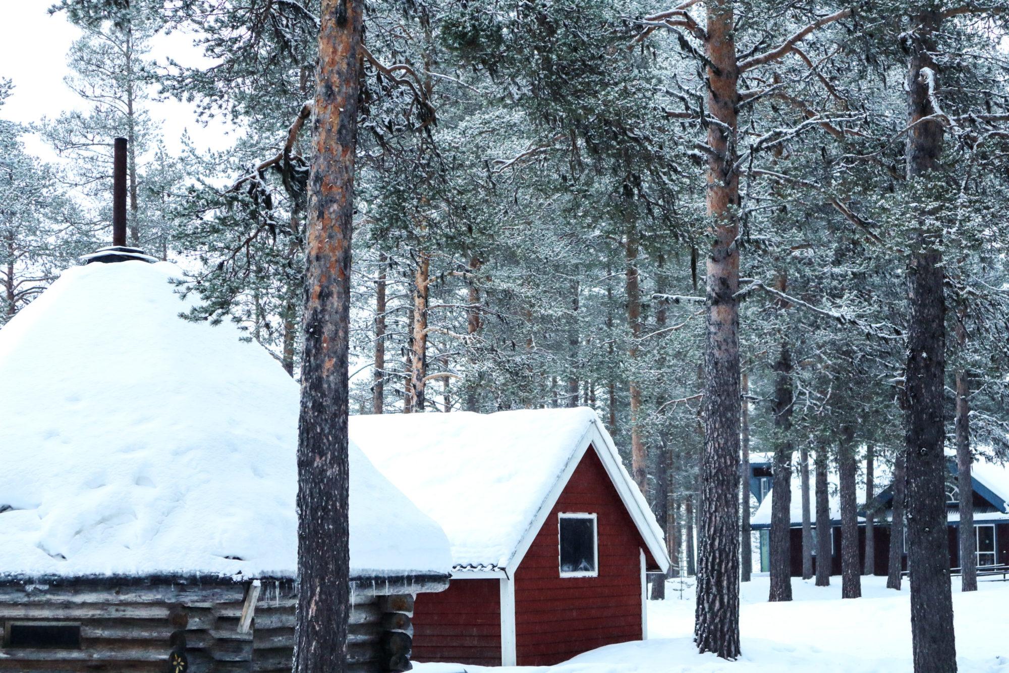 Lodge en Laponie