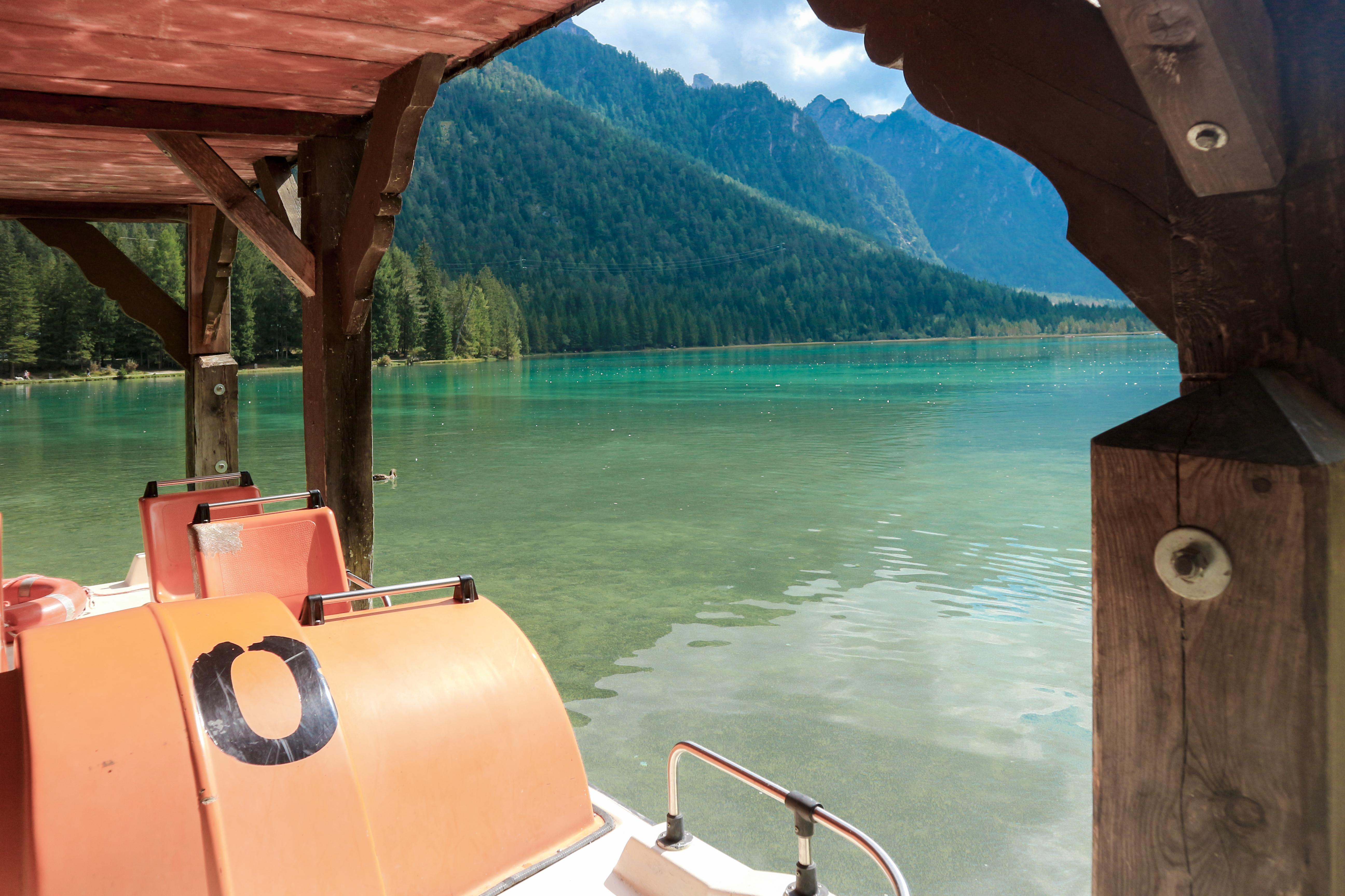 Lago di Dobbiaco - Dolomiti