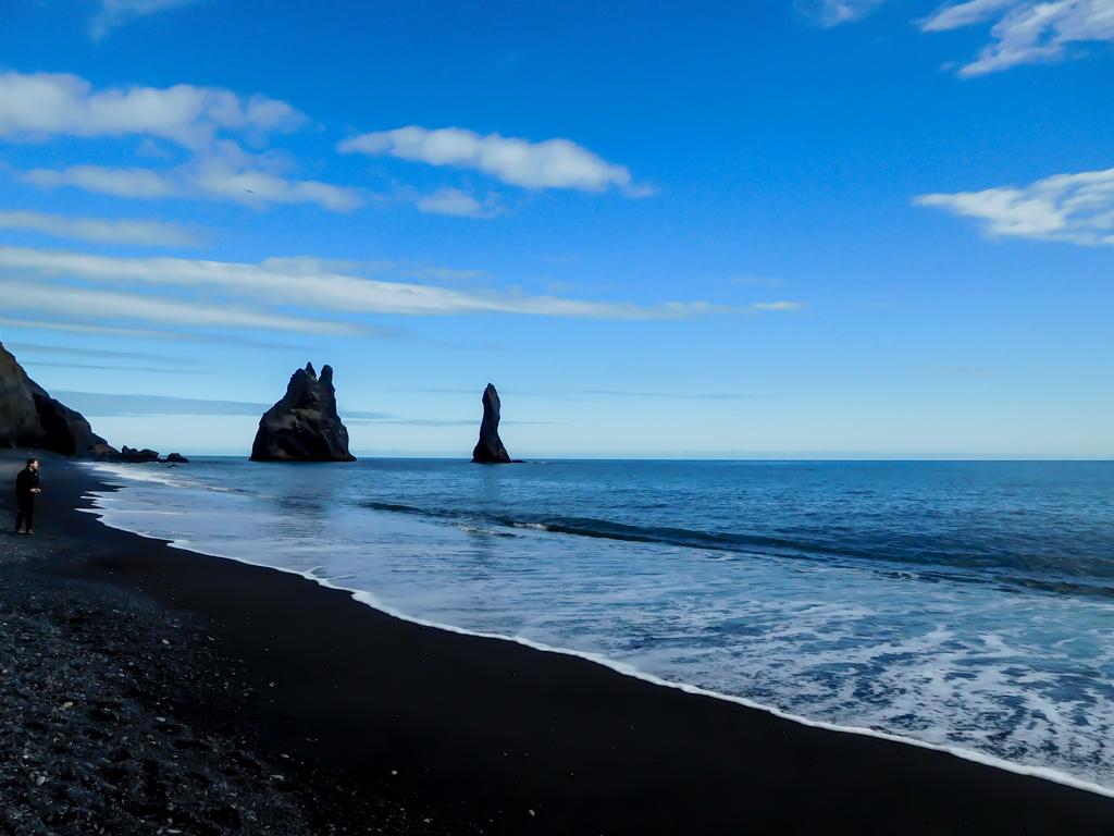 reynisfjara islande