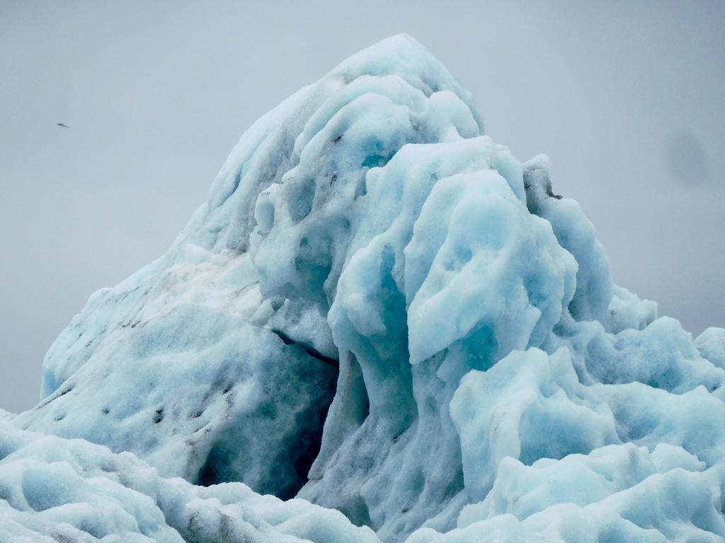 iceberg Islande
