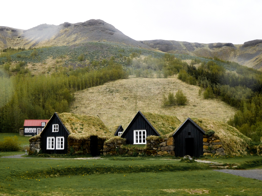 Skogar Iceland