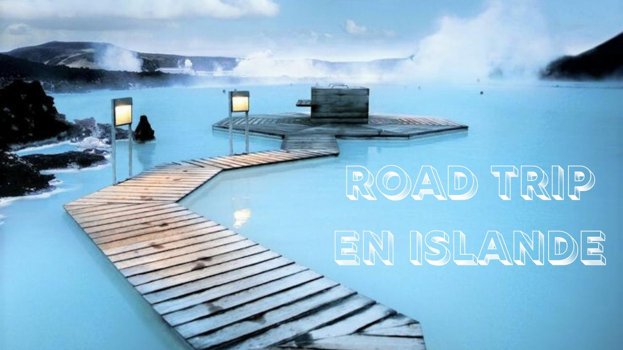 vidéo roadtrip Islande
