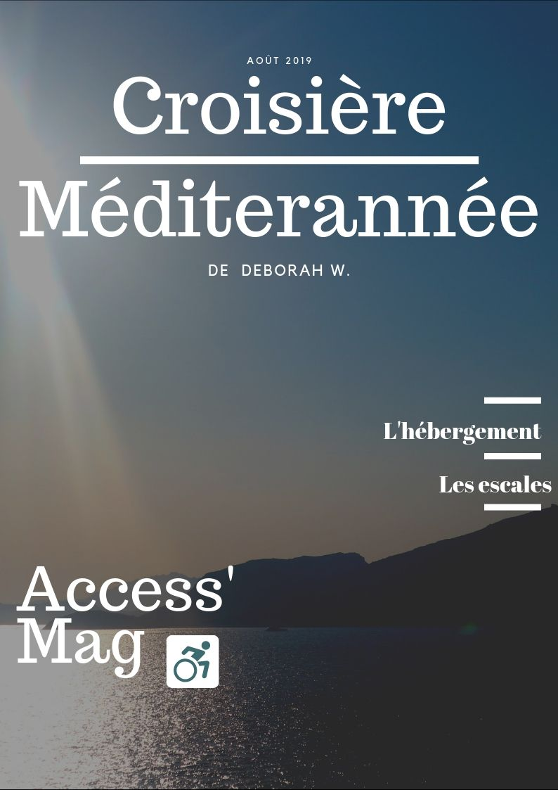 Guide accessibilite en croisiere