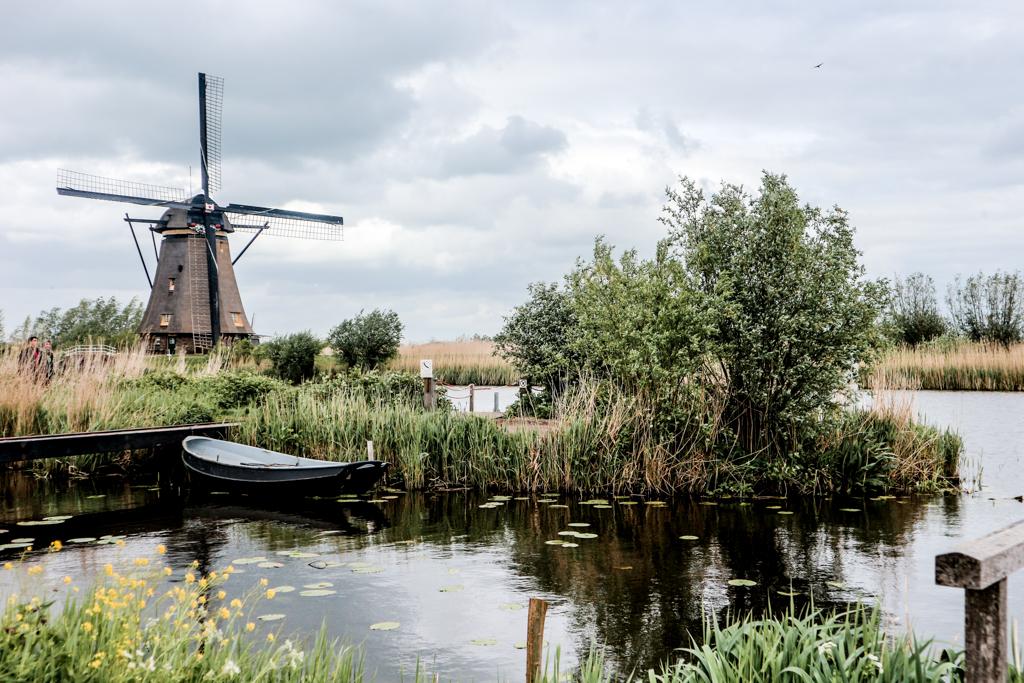 Moulins Kinderdjik Pays-Bas