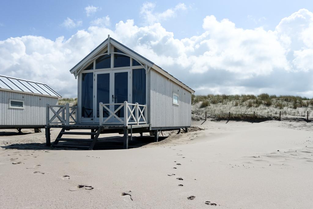 Maison de plage Pays-Bas