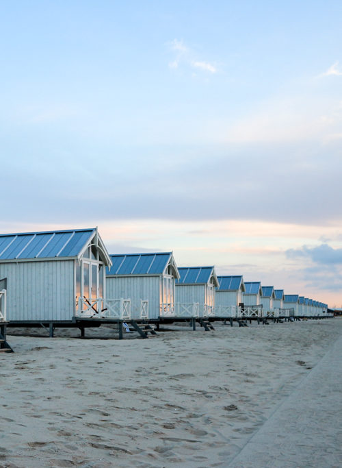 Maison de plage Pays Bas