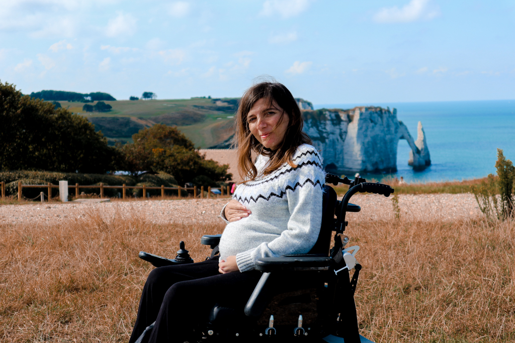 Grossesse malgré le handicap