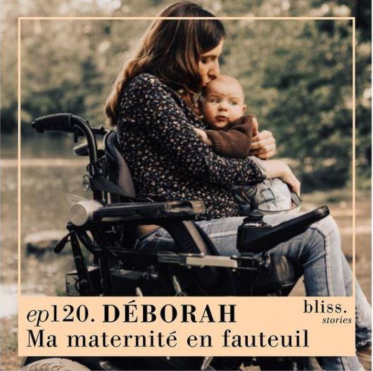 Bliss Stories, Maman en fauteuil roulant